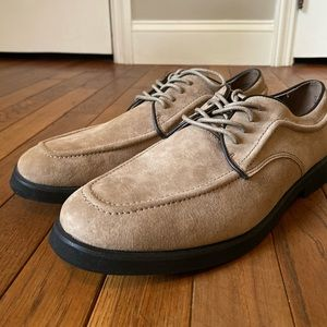 Men's hushpuppy oxford shoes
